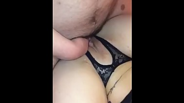 I fuck his wife until she squirts
