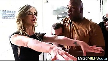 Hard Mixt Sex Tape With Monster Black Cock In Wet Horny Milf (chloe chaos) vid-09