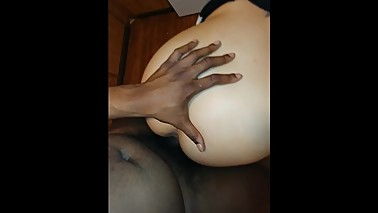 Wife Cooks BBC Filling Food For Filling Pleasure OneFaTheTeamxxx (4 Fan)