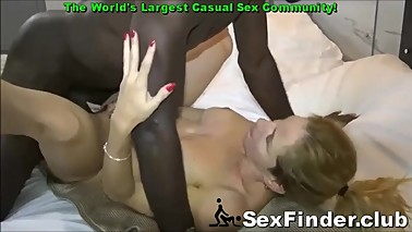 Husband Filming Big Tits Wife Fucked By Black Cock