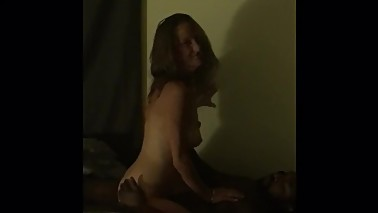 Wife finds black dick at Walmart husband films then cleans up cum