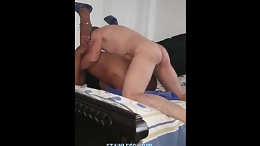 Bald Bull fucks several Other's Wife  PART 1