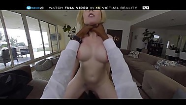BaDoink VR Your BBC For Horny Housewife Christie Stevens VR Porn