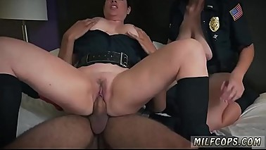 Milf wife gangbang Noise Complaints make dirty fuckslut cops like me