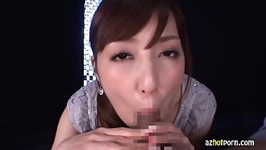 AzHotPorn - Asian Wife  For Threesome