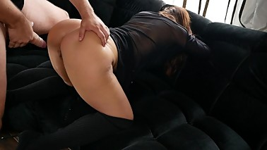 Wife sharing with neighbor - amateur HD
