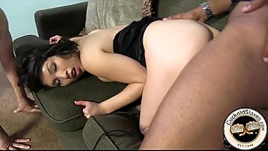 Mia Rider interracial cuckold domination