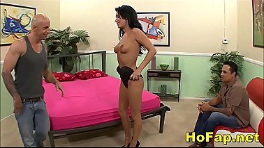 Wifes Revenge Fuck With Pornstar In Front Of Husband