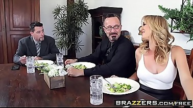 Brazzers - Real Wife Stories - Have You Seen The Valet scene starring Brett Rossi and Keiran Lee