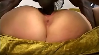 Long Black Cock Anal For MILF