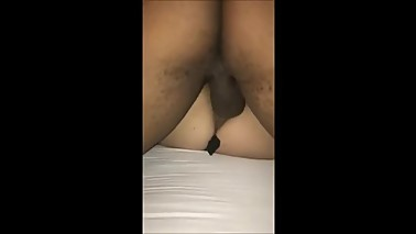 Latina Wife Fucks BBC