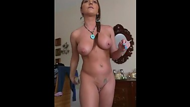 Hotwife swinger smoking and playing video game before 3some