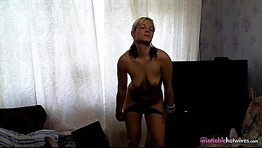 Real Wife  Eager To Please Her Stud
