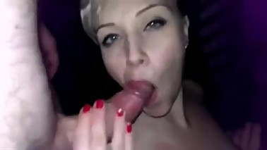 Husband likes to make a video about how his wife is fucked by other men