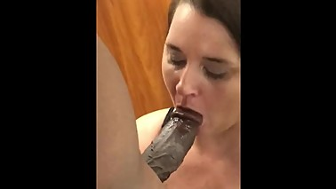 Wifey K doing what she does best, BBC part 1
